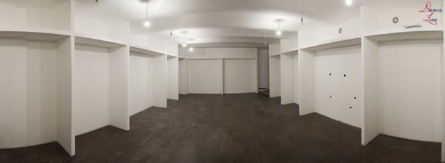 Новый Dance Line: помещение салона