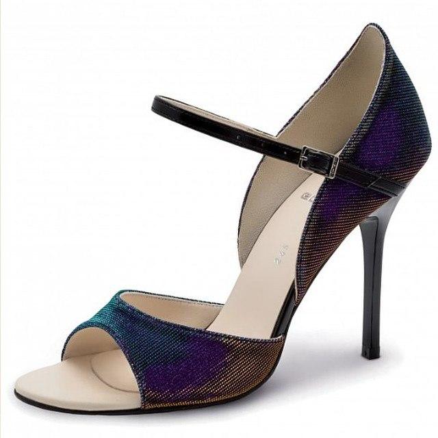Обувь для танго Eckse