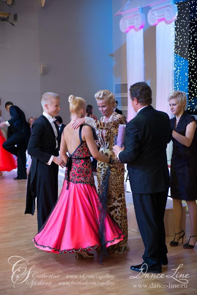 Открытый чемпионат Европы по спортивным бальным танцам «Saint Petersburg Dance Holidays 2013»