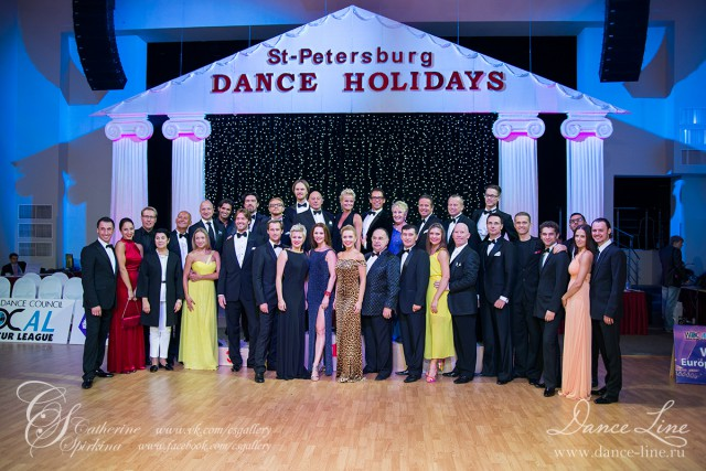 Saint Petersburg Dance Holidays 2013. День второй