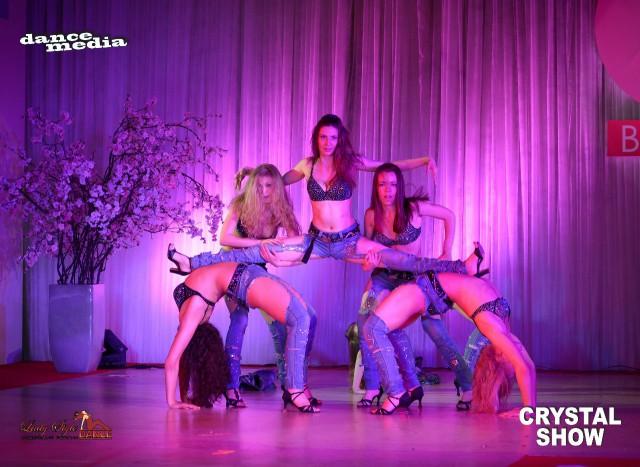 Всероссийский конкурс CRYSTAL SHOW. 11 октября