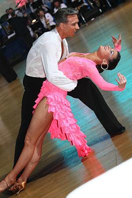 Танцевальный турнир «Престиж-2013»