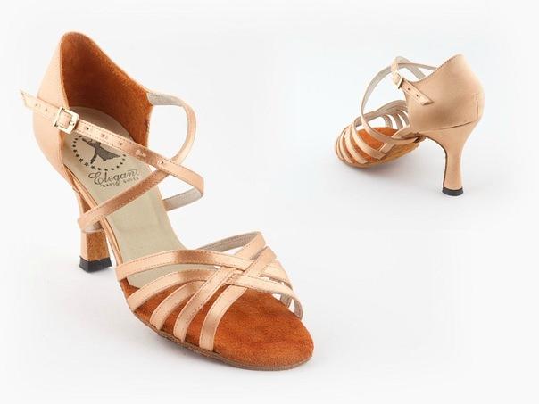 Танцевальная обувь ELEGANTТанцевальная обувь ELEGANT
