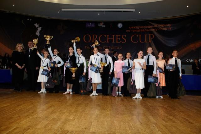 """Международные соревнования """"ORCHES CUP - 2013"""". 2-3 ноября"""