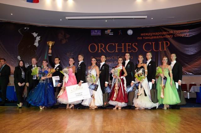 «Aplus Dance Shoes» - партнер международных соревнований «ORCHES CUP – 2013».