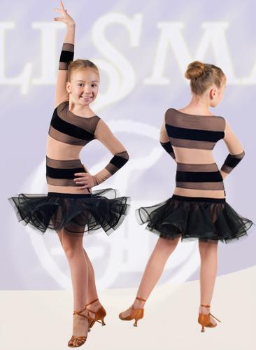 Платье для танцев одежда
