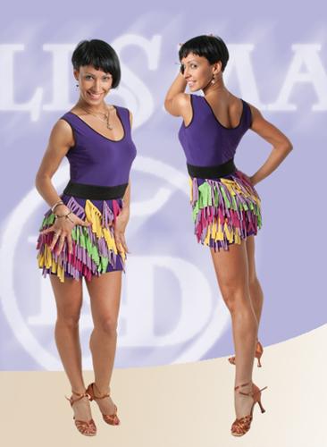 платья для латины