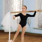 Новые поступления: Купальники для хореографии с длинным рукавом