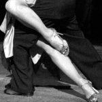 Туфли для танго компании Dancemaster