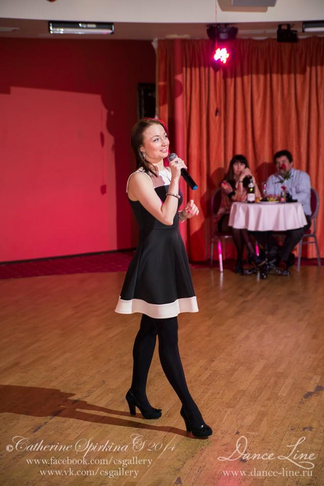 День Святого Валентина в танцевальном клубе Jenavi!