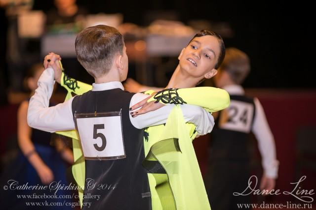 Спортивные Надежды 2014, 4й тур. Фотоотчет