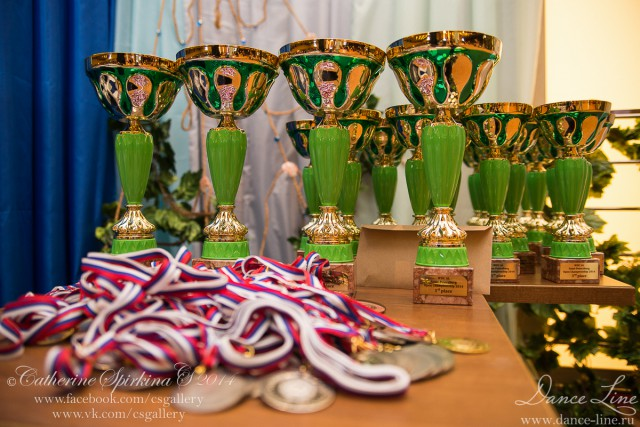 WDC AL Saint Petersburg Open Championship 2014!