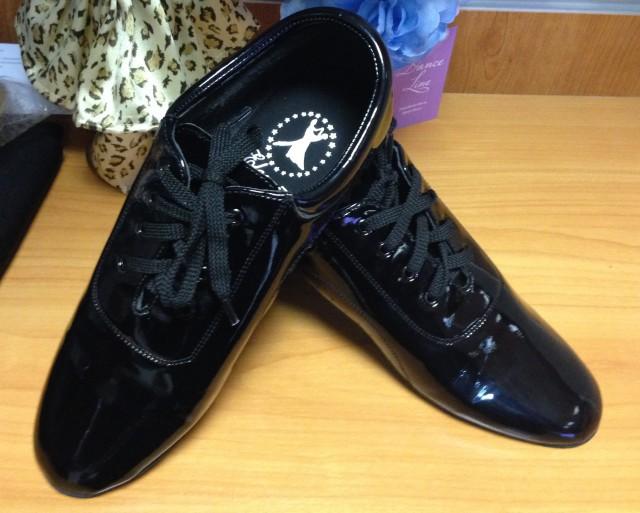 Мужские ботинки для латиноамериканской программы ELEGANT