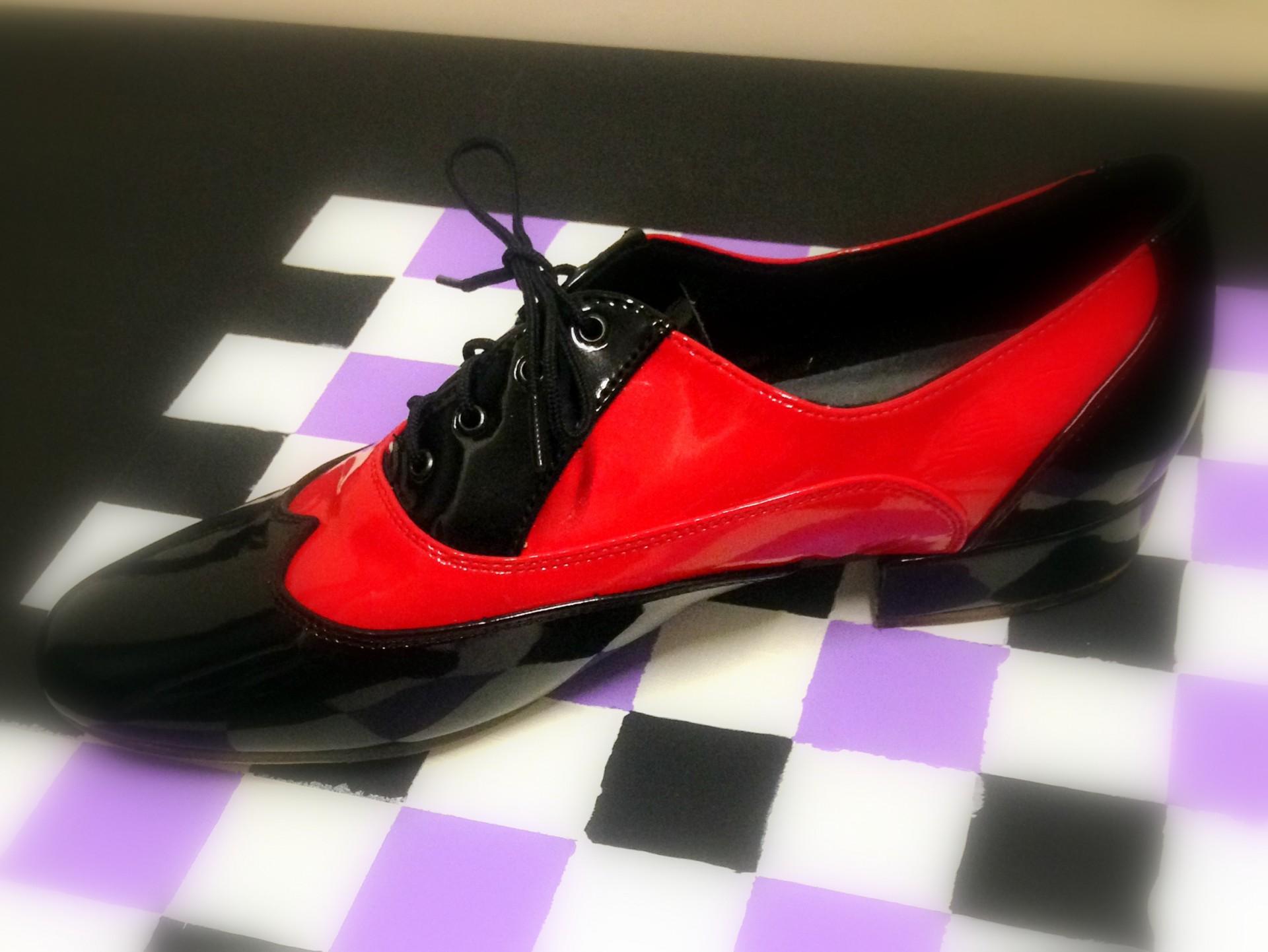 Обувь для танго