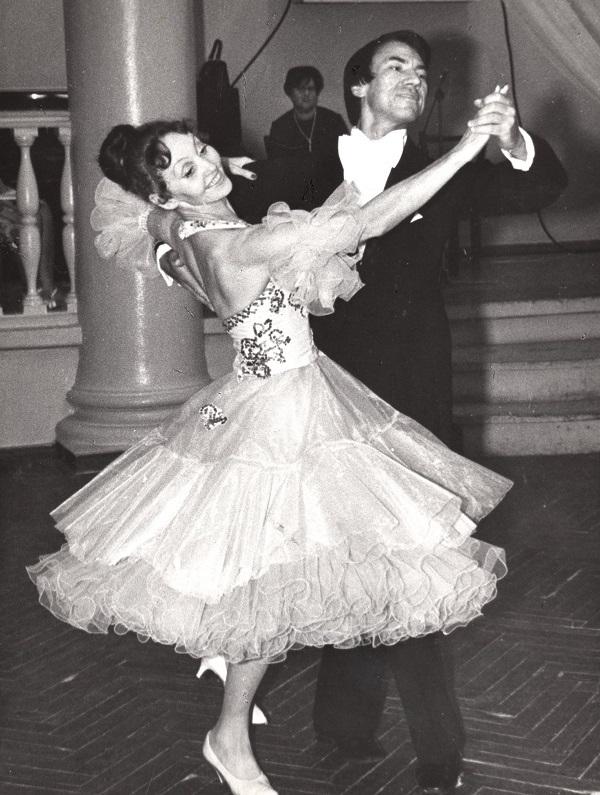 Бальные танцы в СССР - главная