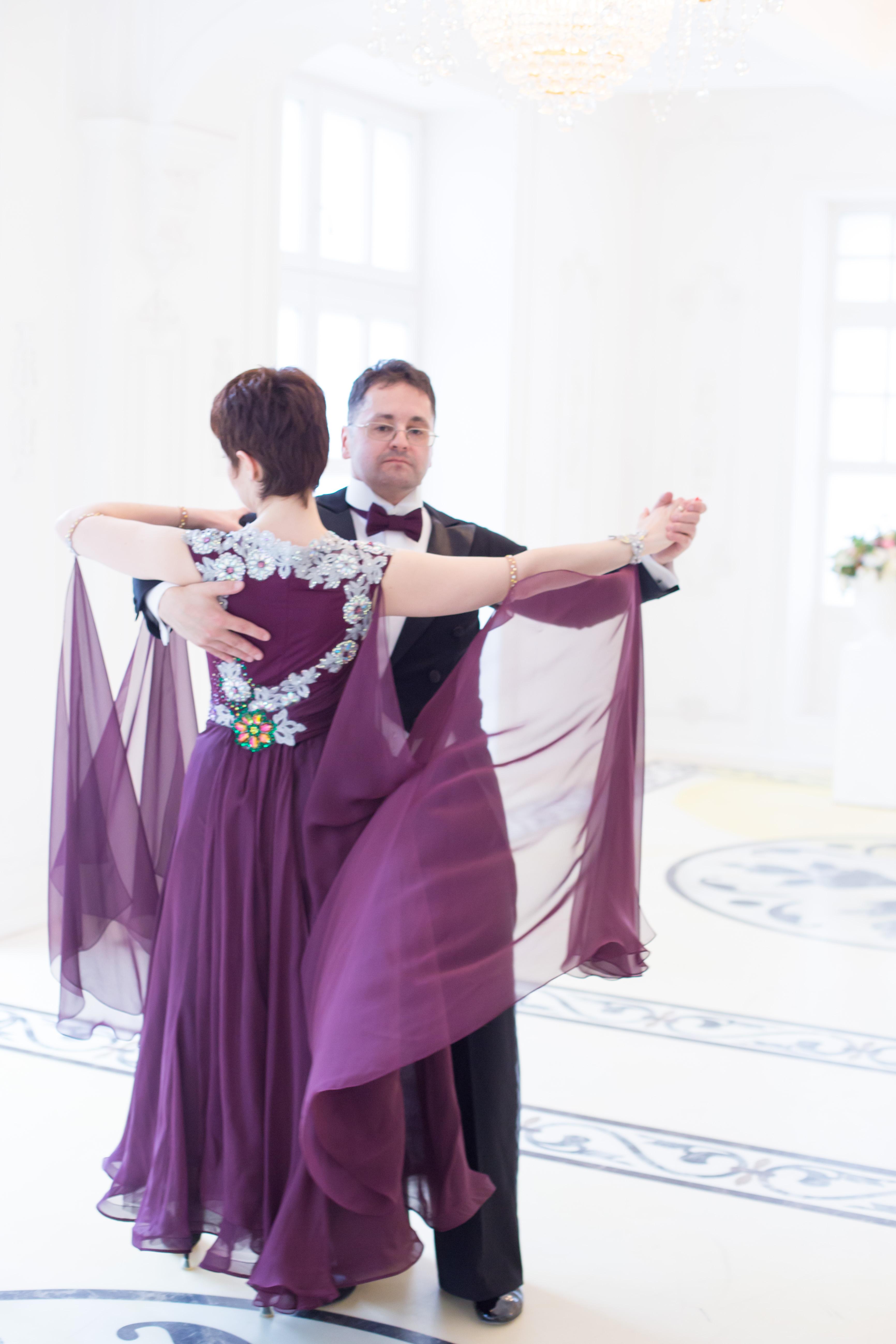НОВЫЕ РАБОТЫ АТЕЛЬЕ DANCE LINE: ПЛАТЬЕ ДЛЯ СТАНДАРТА МАРСАЛА