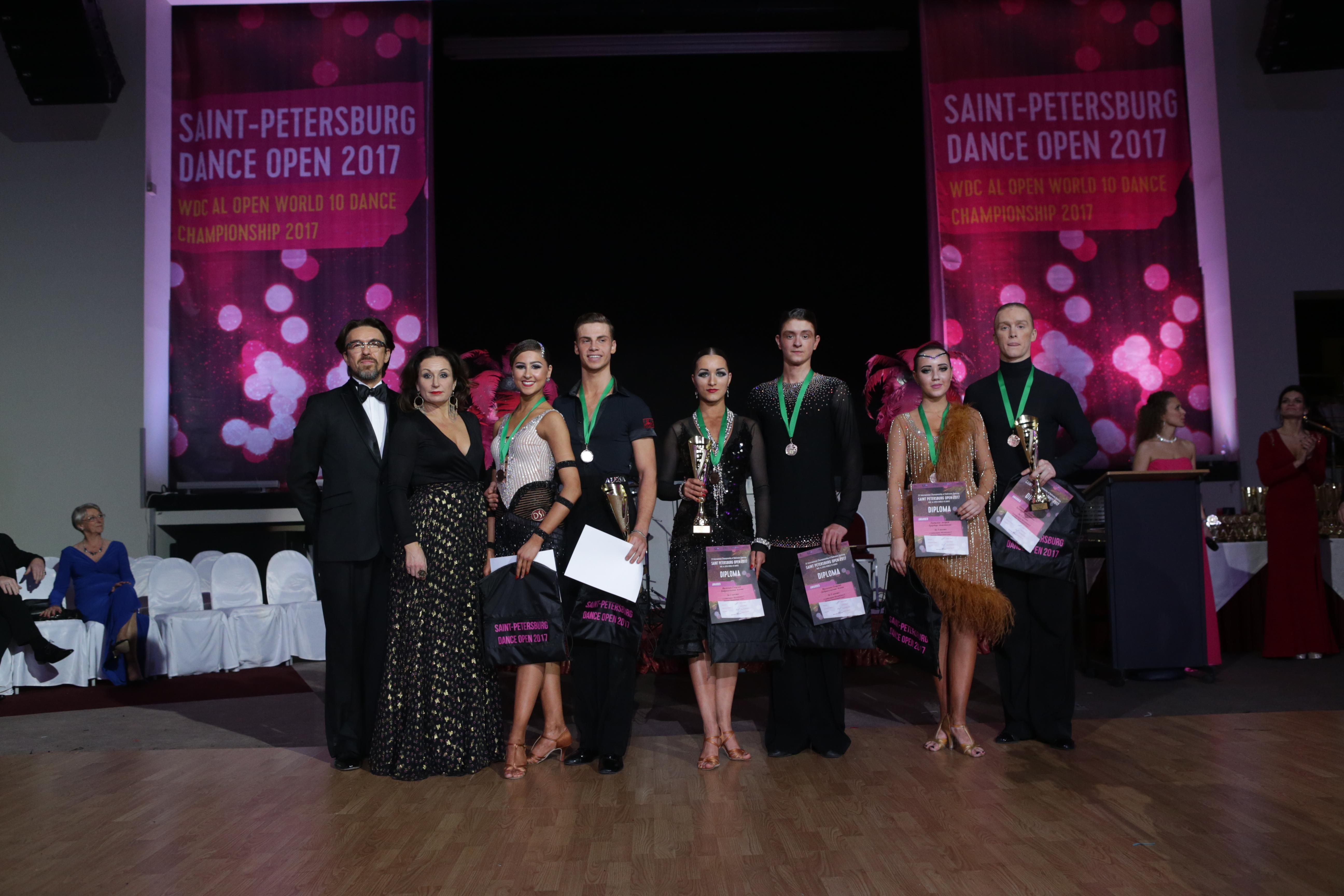 МЕЖДУНАРОДНЫЙ ОТКРЫТЫЙ ФЕСТИВАЛЬ «SAINT-PETERSBURG DANCE OPEN 2017»