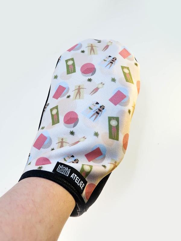 Перчатка для автозагара