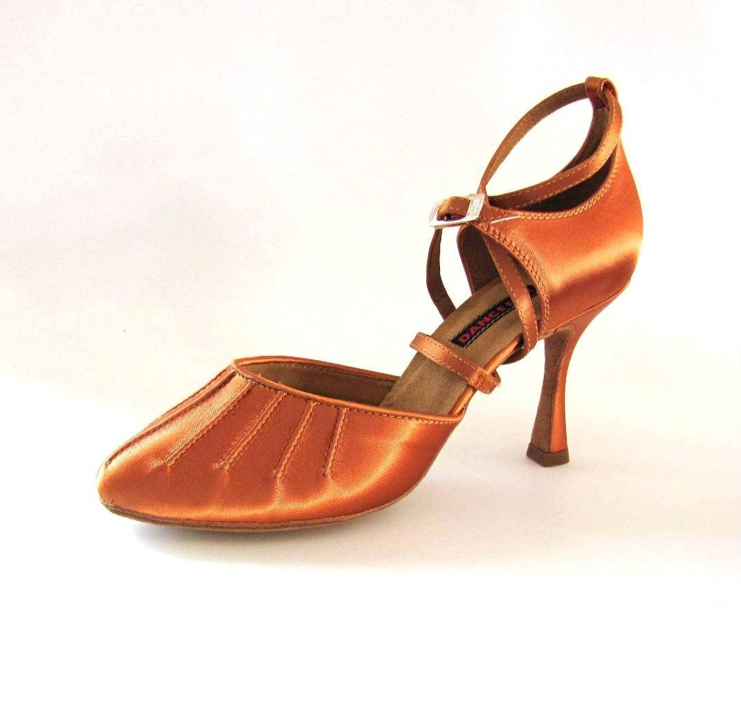 женские танцевальные туфли DanceFox