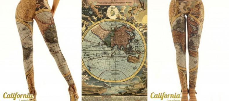 Новые поступления: California Leggings