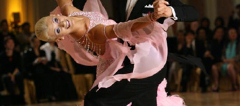 Чемпионы мира Арунас и Катюша о спортивных аспектах бальных танцев